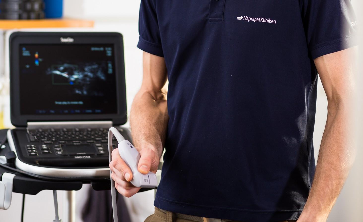 Diagnostiskt ultraljud